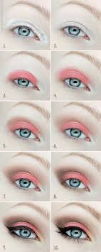 elegant makeup with easy makeup ideas for blue eyes with best eye makeup ideas for blue