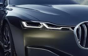 Sport Series bmw laser headlights : BMW Vision Future Concept-laser headlights |
