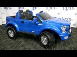 Power Wheels Ford F-150 Battery-Powered Ride-On Review | Fisher ...