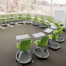 steelcase node classroom chairs