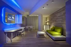 cool lighting design. Elegant Modern Interior Design For Hotel Room With Cool Lighting Ideas