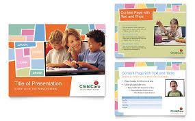 Preschool Kids Day Care Powerpoint Presentation