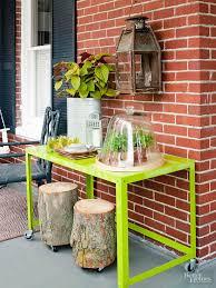 diy garden furniture ideas. a desk into cart diy garden furniture ideas e