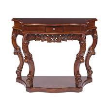 Design Toscano Saffron Hill Console Table Shop Design Toscano Yd9095 Saffron Hill Console Table At The