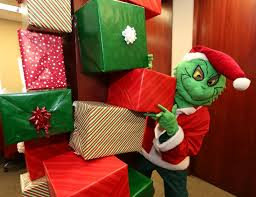 victoria firm transforms office into whoville for charity