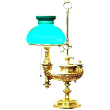 bankers desk lamp vintage brass with green glass shade antique style bankers desk lamp vintage brass with green glass shade antique style