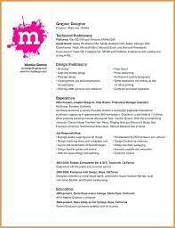Graphic Design Resume Example New Grads Filename – Msdoti69