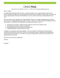 Computer Support Technician Cover Letter Granitestateartsmarket Com