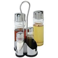 aps complete cruet set and stand  cf  buy online at nisbets