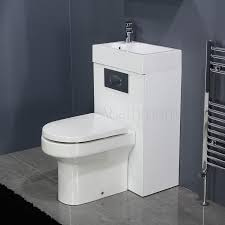 Toilet With Sink Attached Toilet With Sink On Top Integrated Basin Sink Built In