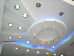 Small Picture View In Gallery Chic Ceiling Design With Multiple Illuminated