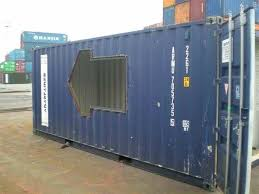 Shipping container office building Container Van Commercial Cargo Container Office Shipping Container Ticket Office Conversion Cargo Container Office Building Homedit Cargo Container Office Shipping Container Ticket Office Conversion