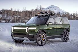 2021 Rivian R1S and R1T Electric Trucks ...