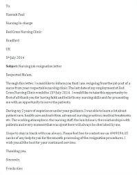 Format Letter Of Resignation Letter Of Resignation Sample Professional Resignation Letter