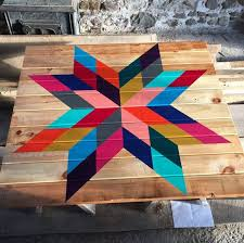 555 best Barn quilts images on Pinterest | American barn, Children ... & These made to order colorful barn quilts will add a touch of brilliance to  any room or outdoor space. Acrylic painted design on a pine base, ... Adamdwight.com