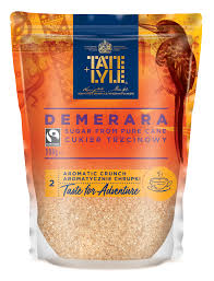Energy in Demerara Sugar