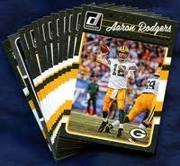 2016 Bay Card Set Green Football Nfl Team Packers Donruss