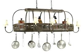 pot rack chandeliers pot rack chandelier pot rack chandelier pot rack chandelier diy