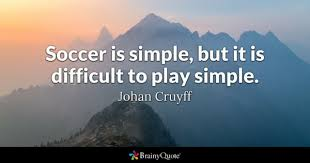 Inspirational Soccer Quotes Interesting Soccer Quotes BrainyQuote