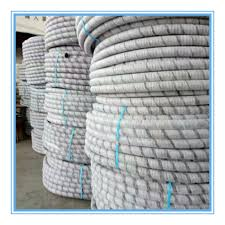 perforated corrugated pipe with filter sock corrugated drain pipe