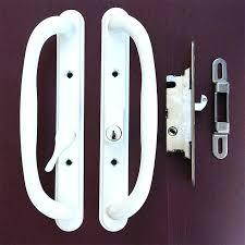 replacing sliding door handle sliding door handle replacement sliding patio door handle with lock sienna sliding
