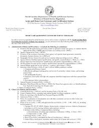 Cna Resume Sample With No Experience Sample Resume For Retail Job