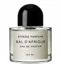 <b>Byredo Bal d'Afrique</b> – <b>Fragrance</b> Samples UK