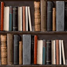 Bookcase Wallpaper | Beautiful Bookcase Wallpapers | 38 .
