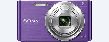 sony camera. images of w830 compact camera with 8x optical zoom sony