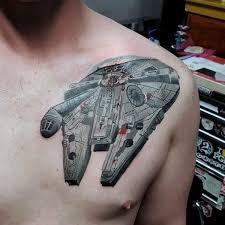 100 Star Wars Tattoos For Men Masculine Ink Design Ideas