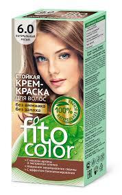 Купить <b>Крем</b>-краска для <b>волос</b> «Фитокосметик» Фитоколор ...