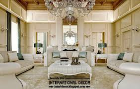 interior design living room classic. Contemporary Living Classic Luxury Living Room Interior Design Decor With White  Furniture To Home  And