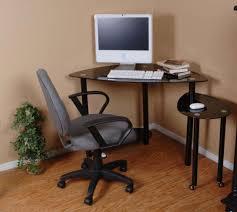glass corner office desk. Top 81 Ace Home Computer Desks Glass Corner Desk Small L Shaped Large Pc Originality Office