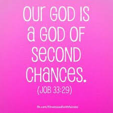 Image result for pictures of Jesus giving people second chances