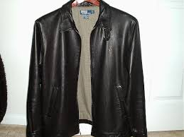ralph lauren polo men s lambskin leather jackets sz l retail 5 for 0 shipped