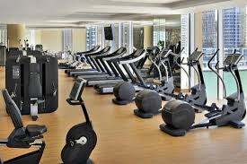 address dubai marina the fitness centre