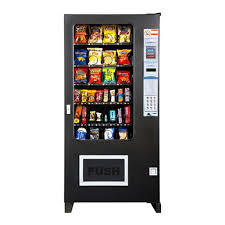 Frozen Product Vending Machine Interesting AMS 48 Chiller 48 Selection Snack Food Vending Machine