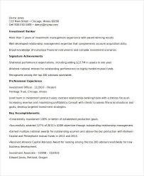18+ Best Banking Resume Templates - Pdf, Doc | Free & Premium Templates