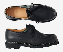 Paraboot Size Chart Paraboot Michael Shoes Toast