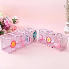 <b>1 Pc Kawaii</b> Pink <b>Unicorn</b> Cactus Flamingo Square Stationery ...