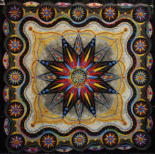 Another Out-of-this-World Award-Winning Quilt from Marilyn Badger ... & (Photos: ... Adamdwight.com