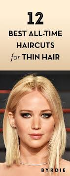 Hairstyles For Thinning Hair 16 Stunning 24 Best AllTime Haircuts For Thin Hair Hair Pinterest Thin