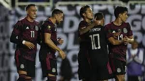 Guatemala vs. Mexico - Football Match ...