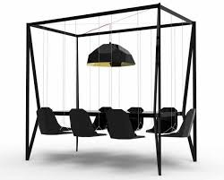 the future of furniture. Swinging Chair Table Of The Future Furniture M
