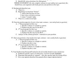 sample essay outline examples of essay outlines org best photos of essay outline format template sample