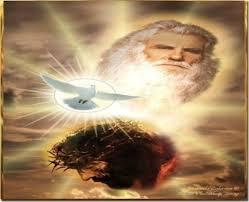 Resultado de imagen para imagen de dios padre hijo y espiritu santo