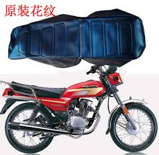 motorcycle cushion cover for haojue 125 2 150 2 thick leather waterproof cover mesh sunscreen breathable sleeve
