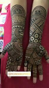 Arabic Mehendi Design For Bride Pin By Anusha Shivaswamy On Wedding Etc Dulhan Mehndi
