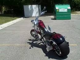 for sale 2008 big dog k9 efi chopper motorcycle with 4 229 miles