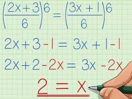 how to solve rational equations steps with pictures wikihow where to electronic components